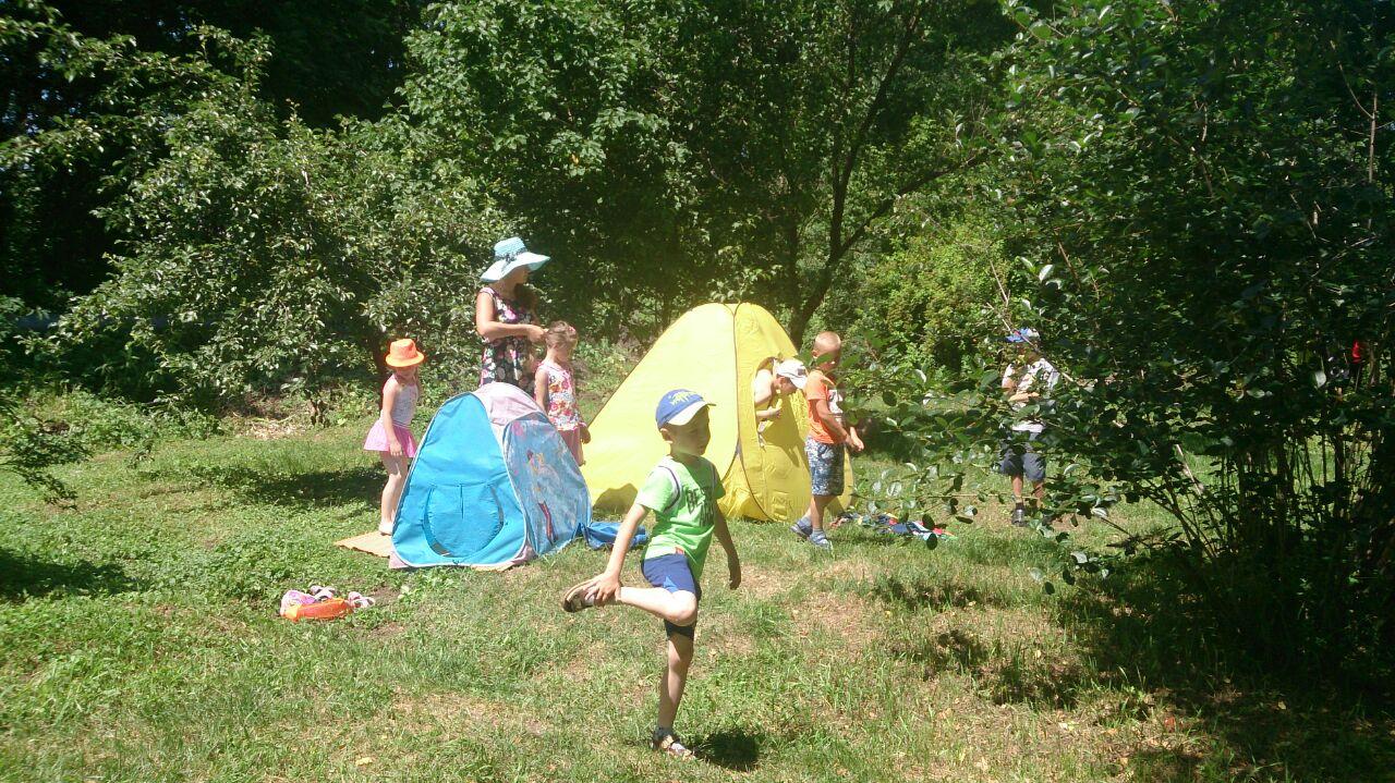 Квест игры в летнем лагере сценарий